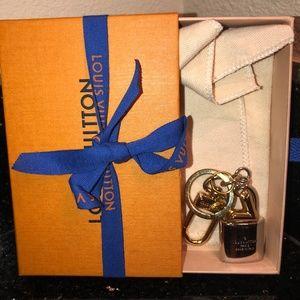 Louis Vuitton  Facettes Bag Charm & Key Holder
